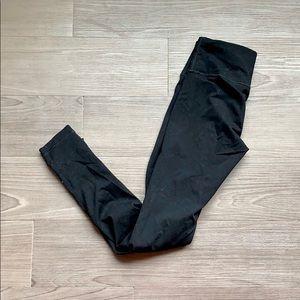 90 Degree Black High Waist Leggings
